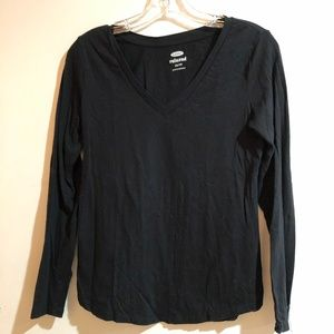 🎁Old Navy Relaxed Long Sleeve Tee-Extra Small🎁
